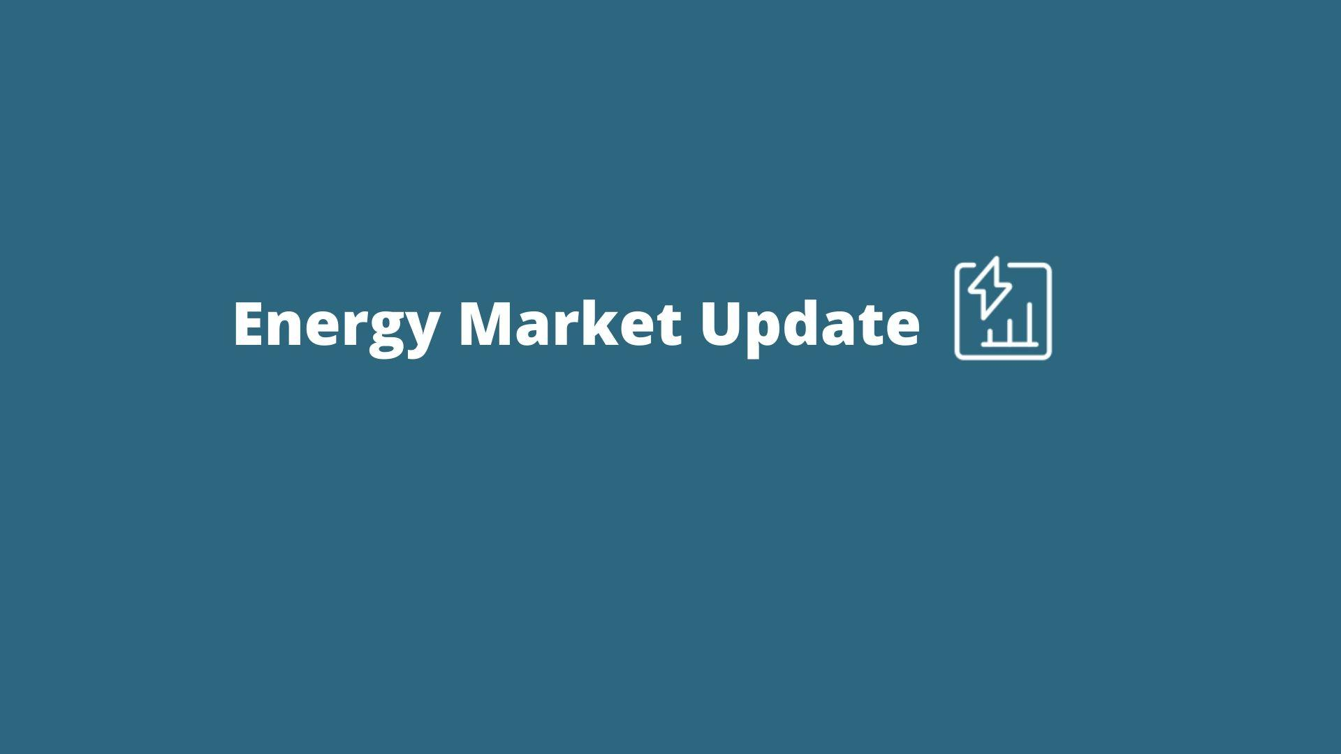 Energy Market Update Tile
